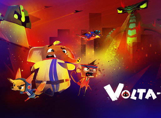 [Review] Volta-X  - O maior torneio de luta entre robôs do Nintendo Switch