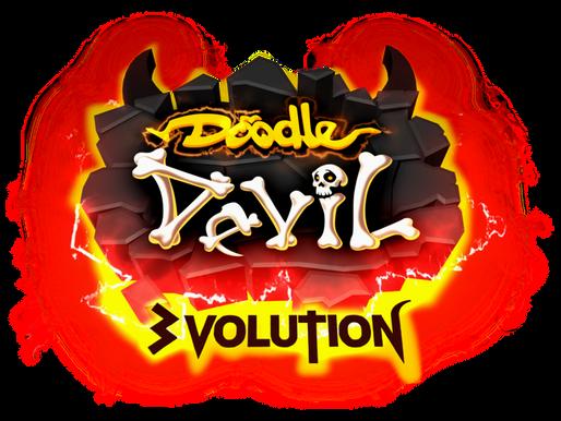 Doodle Devil: 3volution é anunciado para Switch na loja brasileira