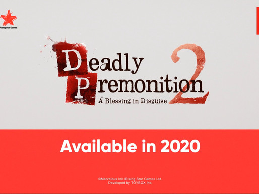 Deadly Premonition 2: A blessing Disguise ganha teaser e será exclusivo de Switch