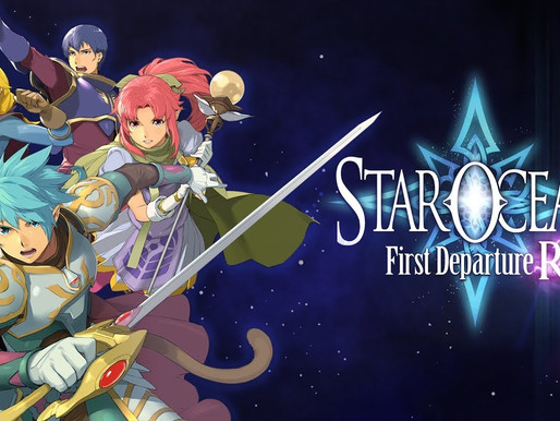 [Review/Análise] Star Ocean First Departure R para Nintendo Switch