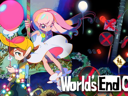 World's End Club é anunciado para 28 de maio de 2021!
