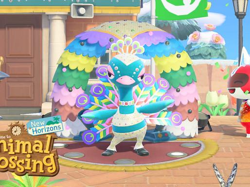 Viva Festivale! Experimente o espírito do carnaval com este Animal Crossing: New Horizons Update