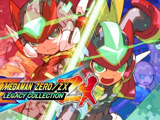 Mega Man Zero / ZX Legacy Collection terá todos os seis jogos em um único cartucho