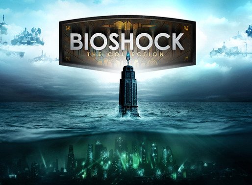 Bioshock:The Collection - Review final para Nintendo Switch