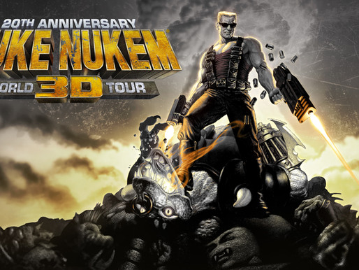 [Review] Duke Nukem 3D: World Tour - Bundas alienígenas serão chutadas no Nintendo Switch