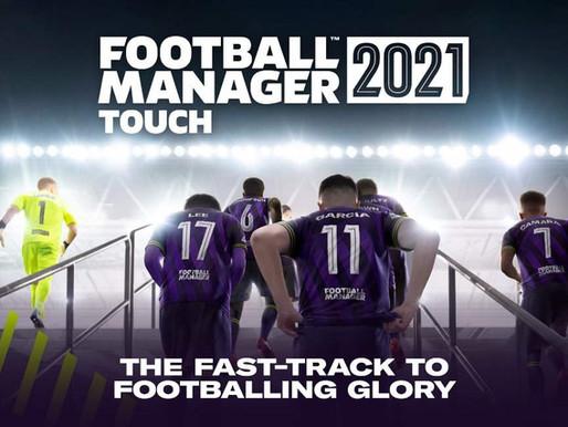 SEGA anuncia Football Manager 2021 Touch para Switch - Veja o Trailer