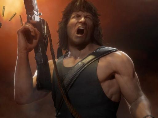Novo trailer de Mortal Kombat 11 Ultimate mostra habilidades de Rambo no ataque corpo a corpo