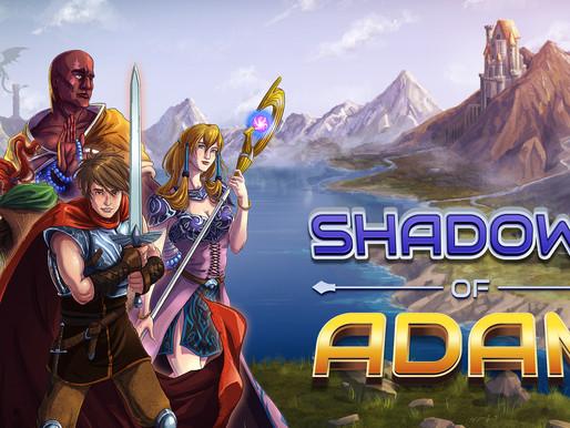 RPG Shadows of Adam está chegando ao Nintendo Switch