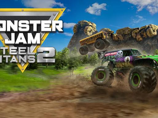 Review - Monster Jam Steel Titans 2 para Nintendo Switch