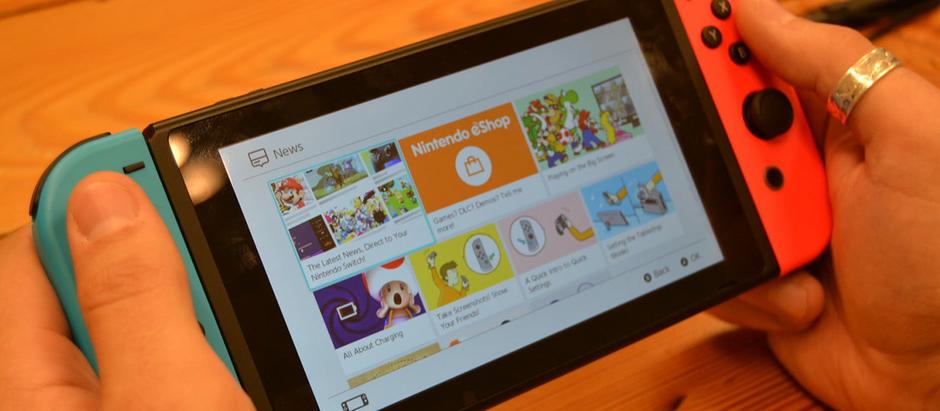 Lançamentos da Semana na Loja Brasileira do Nintendo Switch