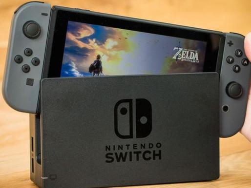 Nova Atualização do Switch Parece Incluir um Código Relacionado à Atualização da Dock