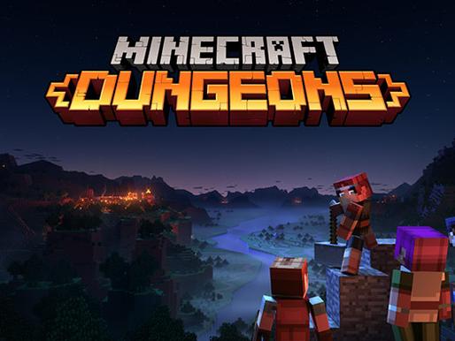 Minecraft Dungeons - Análise Para Nintendo Switch