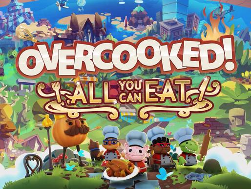 Overcooked! All You Can Eat chegará ao Nintendo Switch em 23 de março!