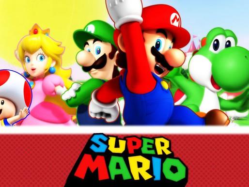 Super Mario 35 Anos - A Franquia que Salvou a Indústria dos Games [Especial]