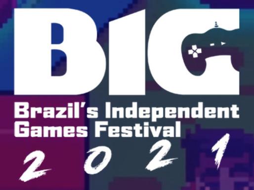 BIG Festival 2021 anuncia parcerias estratégicas e o triplo de horas na programação