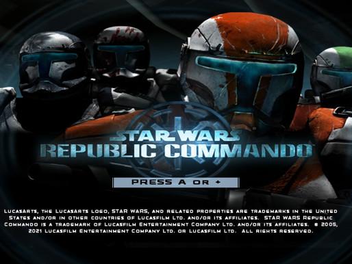 Star Wars: Republic Commando - Trailer de lançamento