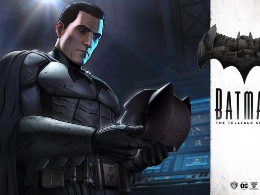 Batman: The Telltale Series ganha data de lançamento para Nintendo Switch