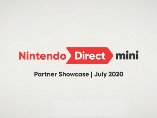 Nintendo Direct Mini anunciado para as 11 horas da manhã desse dia 20/07