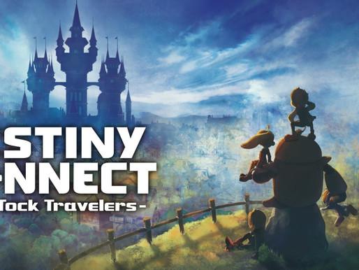 [Análise/Review] Destiny Connect: Tick-Tock Travelers para Nintendo Switch