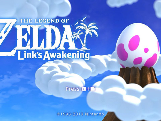 Zelda: Link's Awakening é o jogo mais vendido do Switch no Reino Unido este ano desbancando Bode