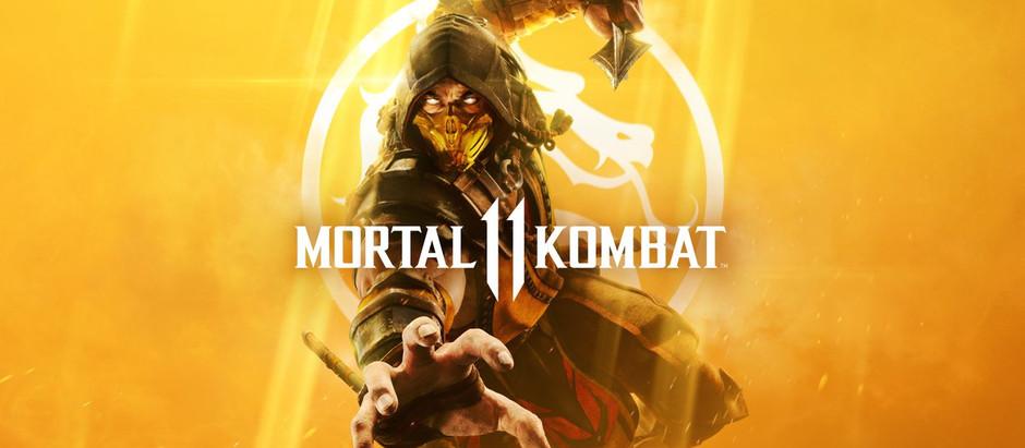 Mortal Kombat 11 ultrapassa a marca de 12 milhões de cópias vendidas em todo o mundo