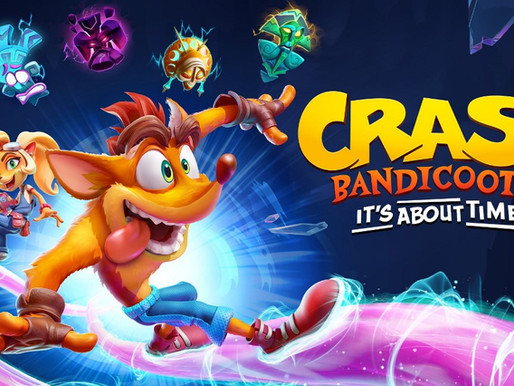 Crash Bandicoot 4: It's About Time pode ter sido vazado para Nintendo Switch