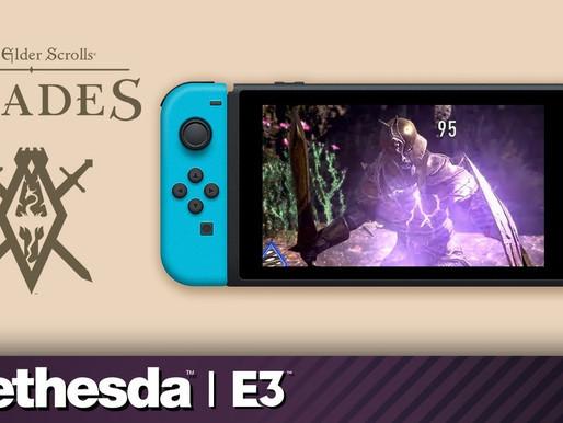 The Elder Scrolls: Blades é listado para o dia 14 de maio na eShop