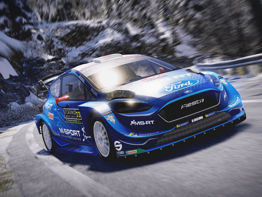 [Análise/Review] WRC 8 - O melhor rali de Nintendo Switch?