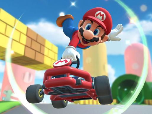 Mario Kart Tour alcança 90 milhões de downloads na primeira semana e Brasil ajuda