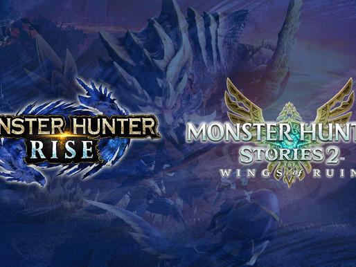 Confira o Resumo do Evento de Monster Hunter