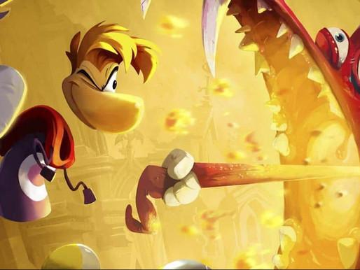 Uma série animada de Rayman está em desenvolvimento