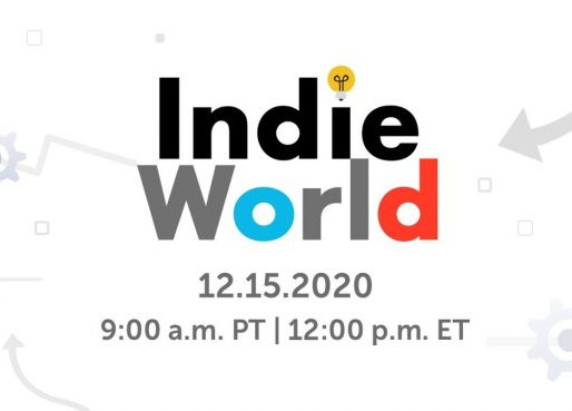 Nintendo anuncia Indie World Showcase para 15 de dezembro