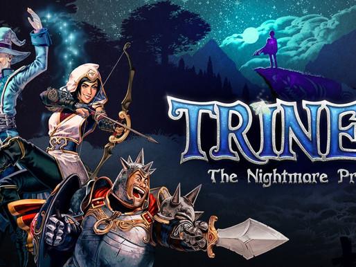 [Análise/Reivew] Trine 4 : The Nightmare Prince - A consagração de uma série