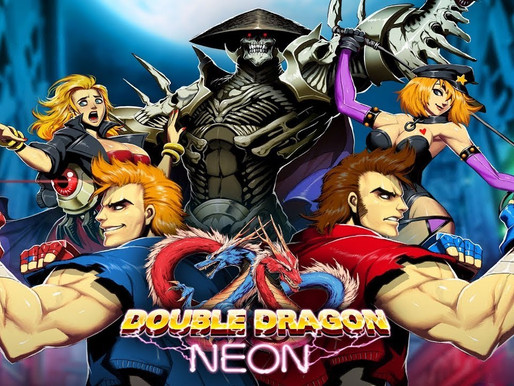 WayForward está trazendo Double Dragon Neon para Nintendo Switch