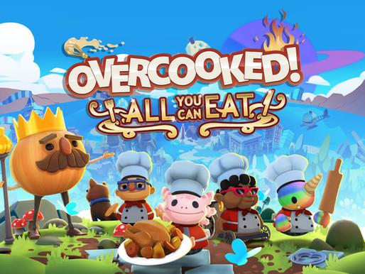 [Review] Overcooked : All You Can Eat - A Versão Definitiva da série no Nintendo Switch