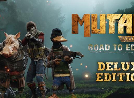 [Especia]Mutant Year Zero: Road to Eden-Deluxe Edition - Análise para Switch