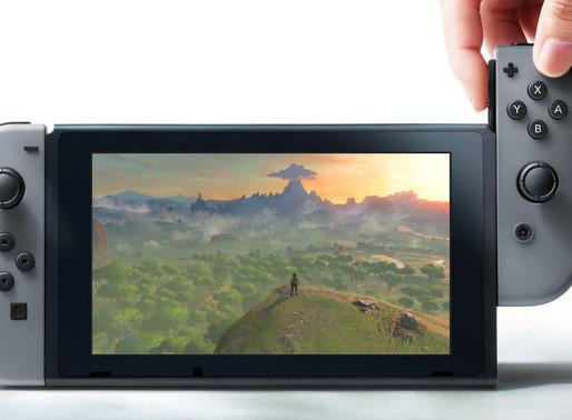 Nintendo quer expandir o ciclo de vida do Switch usando tecnologia de ponta