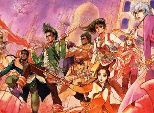 [Review/Análise] Romancing SaGa 3 para Nintendo Switch