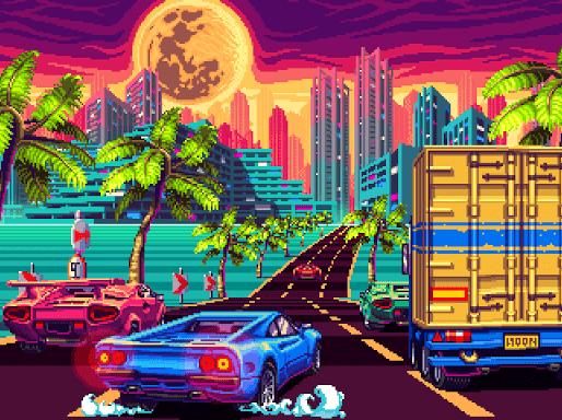 80's Overdrive recebe atualização com diversas melhorias