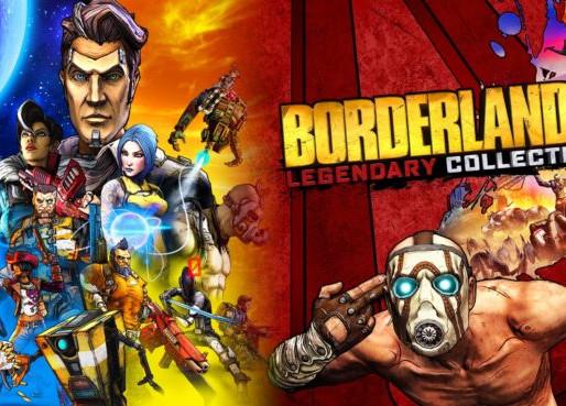 Confira os novos trailers sobre o conteúdo de Boderlands e Bioshock para Nintendo Switch