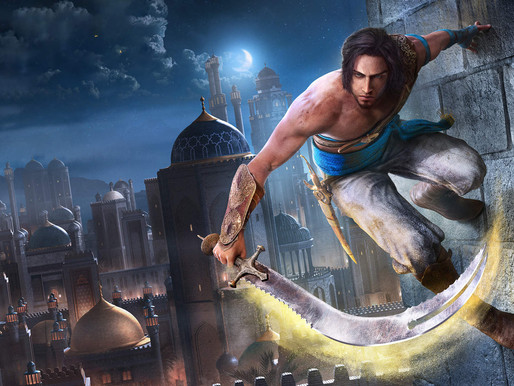 Prince of Persia:The Sands of Time é listado para Switch em 2 varejistas Gregas