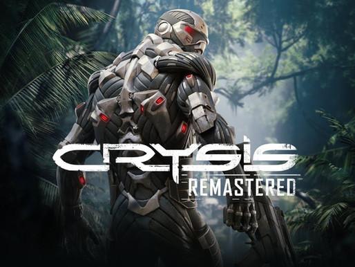 Trailer de análise técnica para Crysis Remasterd no Switch é lançado