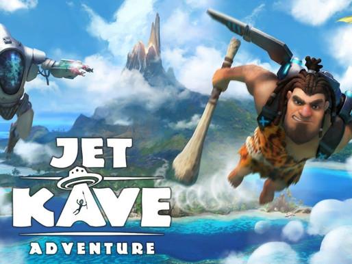 [Análise/Review] Jet Kave Adventure - O Donkey Kong das pedras com Jetpack