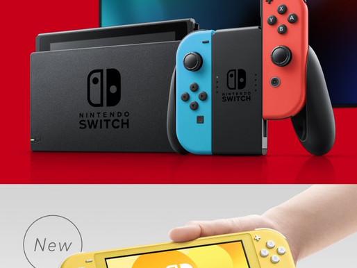 Nintendo Switch bate recorde de vendas na Black Friday americana