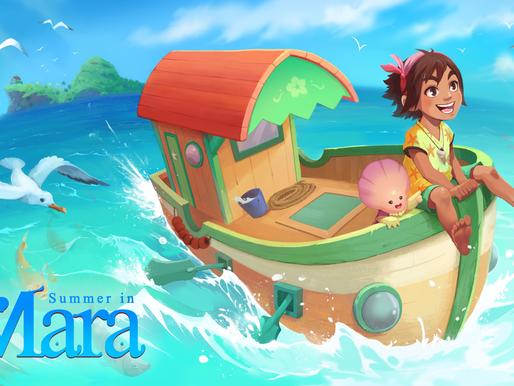 Summer in Mara chegará no Verão americano para Nintendo Switch