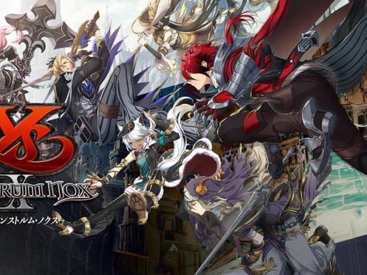 Ys IX: Monstrum Nox anunciado para Switch
