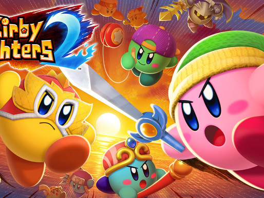 [Review/Análise] Kirby Fighters 2 para Nintendo Switch