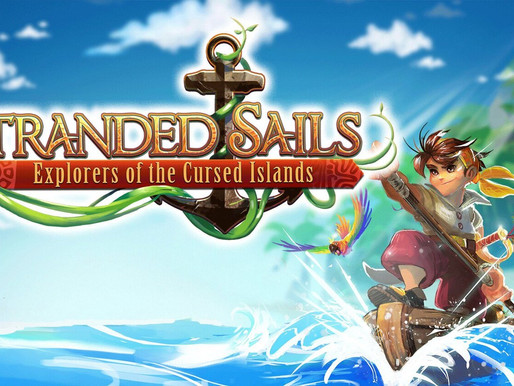 [Análise/Review] Stranded Sails: Explorers of the Cursed Islands para Nintendo Switch