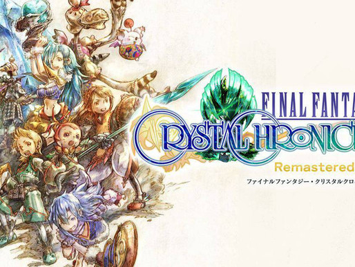 [Review] Final Fantasy Crystal Chronicles Remastered Edition para Nintendo Switch