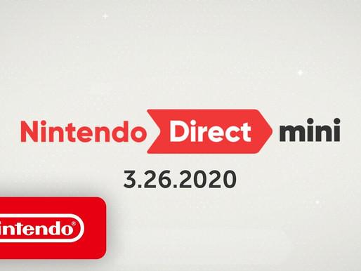 Assista ao Nintendo Direct Mini com legendas em português